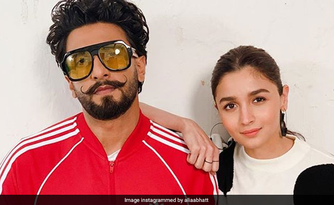 Gully Boy: Alia Bhatt And Ranveer Singh Just Reminded Us Of The ROFL Nicknames They Have For Each Other