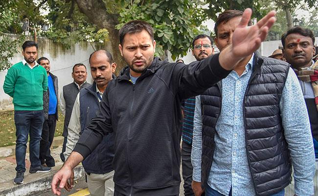 After Tej Pratap Yadav's Latest Declaration, A Snub From Brother Tejashwi