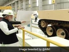 PM Modi Inaugurates India's 1st Private Sector Howitzer Gun-Making Unit