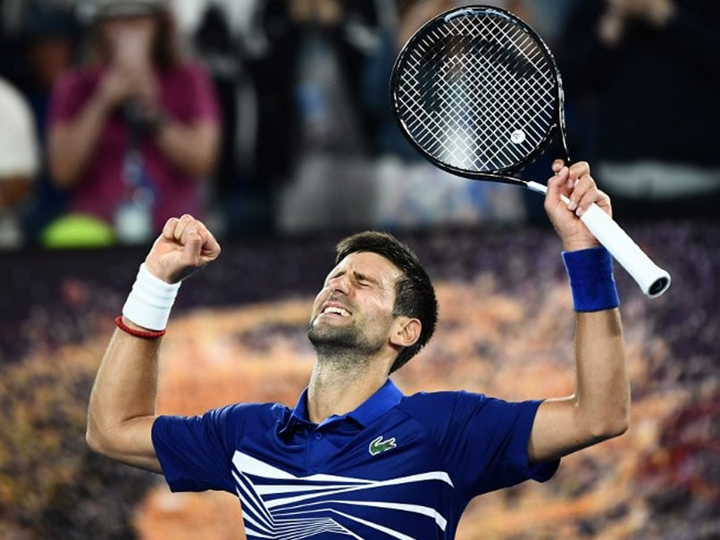 Australian Open: Novak Djokovic Survives Examination To Reach Quarters