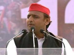 """Do They Have Any Other Name For PM?"": Akhilesh Yadav At Kolkata Rally"