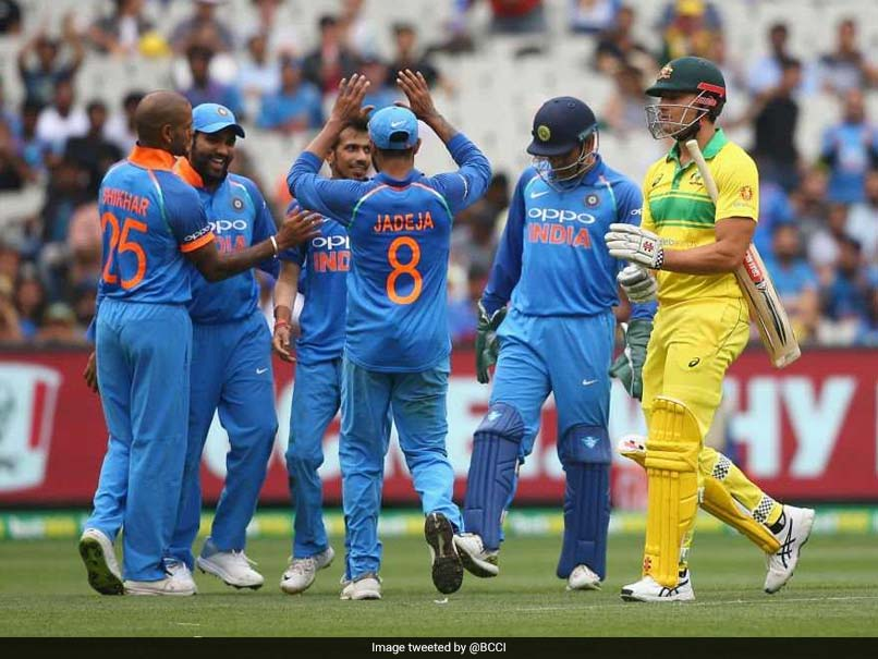 Twitter Goes Wild After Indias Historic ODI Series Win In Australia