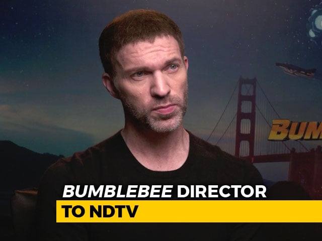 Video : Catching Up With <i>Bumblebee</i> Director Travis Knight