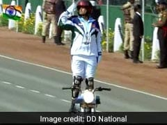 "With Many Firsts, ""<i>Nari Shakti</i>"" On Dazzling Display At Rajpath"