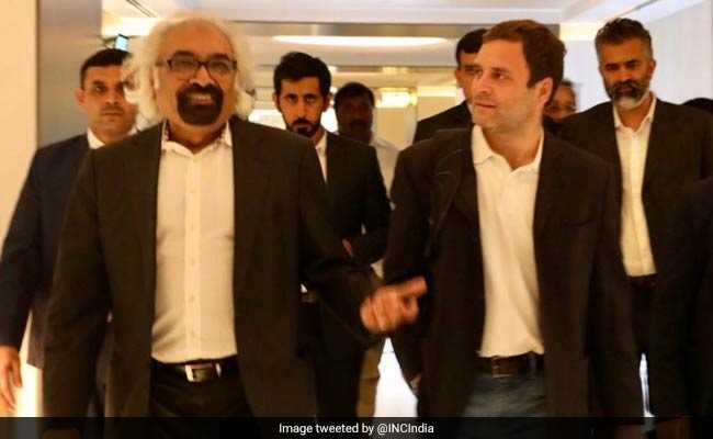 Rahul Gandhi To Meet Indian Community On First UAE Visit