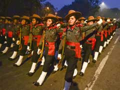 All-Women Assam Rifles Contingent To Script History This Republic Day