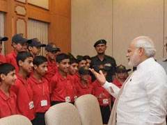 PM To Discuss Exam Stress With 2,000 Students In ''Pariksha Par Charcha''