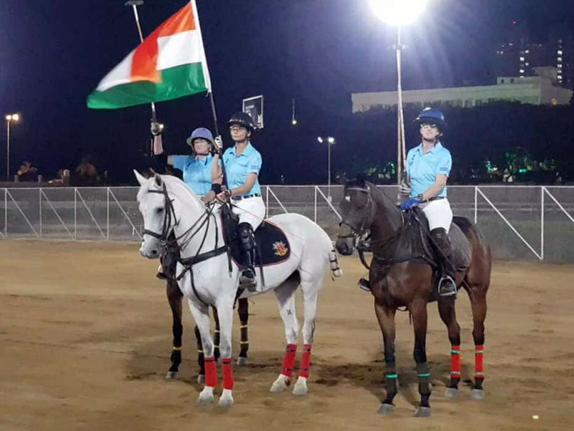 Image result for Mumbai's First-Ever Women's Polo Game Held At Mahalaxmi Race Course