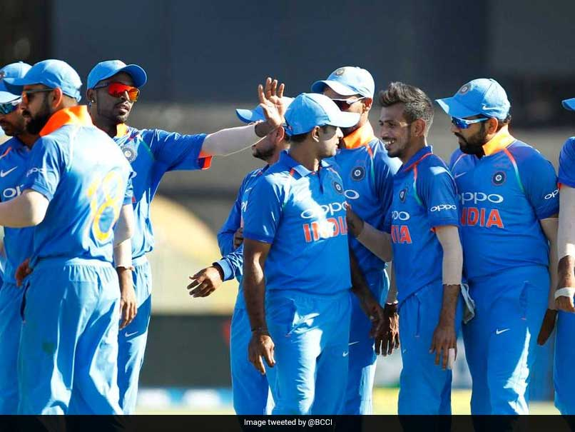 India Outclass New Zealand In 3rd ODI, Clinch Series With Two Matches To Spare