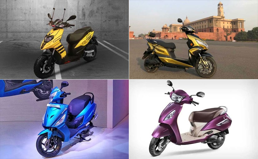 Upcoming Scooters In India In 2019 - NDTV CarAndBike