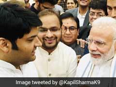 कॉमेडी किंग कपिल शर्मा ने पीएम मोदी से कुछ यूं की मुलाकात,सोशल मीडिया पर शेयर की दिल की बात