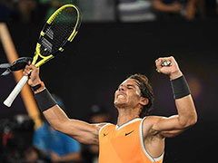 Australian Open: Rafael Nadal Beats Stefanos Tsitsipas To Enter Men's Singles Final