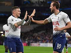 Premier League: Record-Equalling Harry Kane Keeps Tottenham Hotspur In Title Hunt With Cardiff Romp