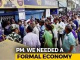 "Video : ""Notes Ban Wasn't A Jhatka, Had Warned People A Year Earlier"": PM Modi"