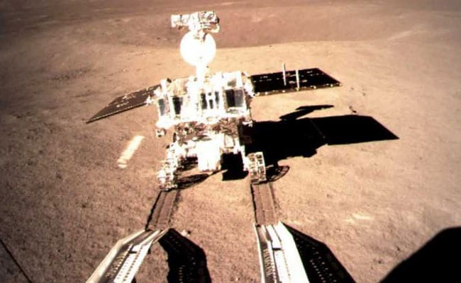 'Big Step For Chinese People' As Rover Drives On Far Side Of The Moon