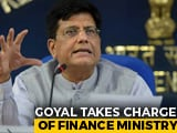 Video : Ahead Of Interim Budget, Piyush Goyal Fills In For Arun Jaitley