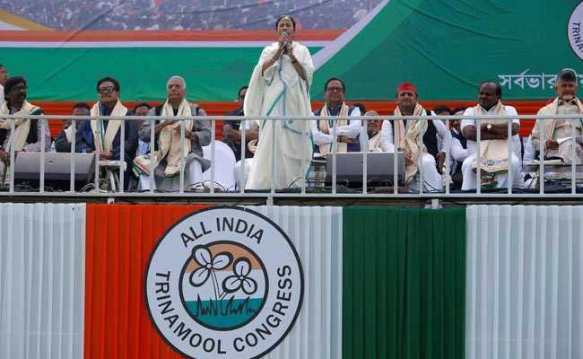 CPI(M) Attacks Mega Rally, Says Trinamool Has Destroyed Democracy