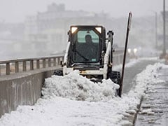 Deep Freeze Grips Eastern United States, 12-Year-Old Dies In Chicago