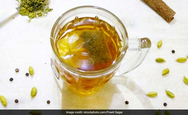 Tulsi Tea For Diabetes: Here's How This Herbal Concoction May Help Manage Blood Sugar