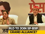 Video : To Get Into Mayawati-Akhilesh Yadav Club, RLD Debates Kairana Compromise