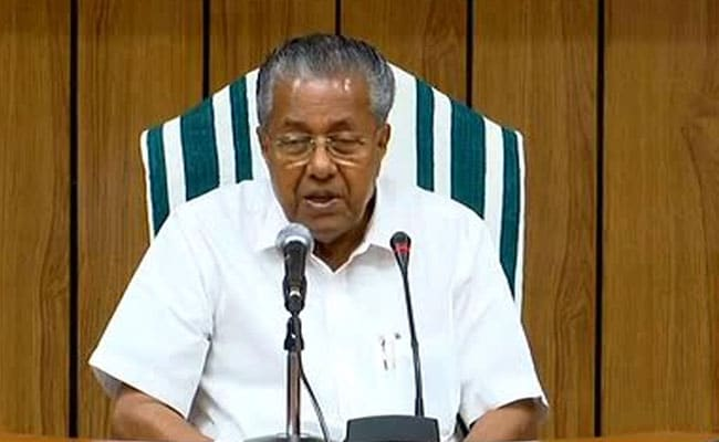 COVID-19 Cases Likely To Rise Further, Virus Yet To Peak: Kerala Chief Minister