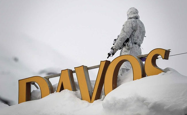 Davos Elites Face Urgent Warnings On Populist Rage, Economic Uncertainty