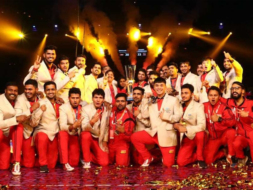 Pro Kabaddi Final: Bengaluru Beat Gujrat, Pawan Sehrawat make the difference