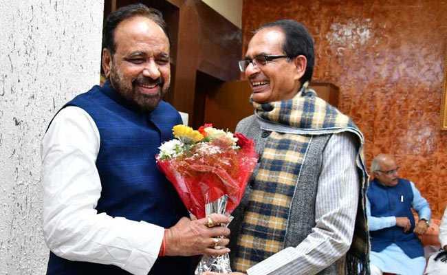 Exit Poll Results 2019 : एग्जिट पोल के नतीजों से उत्साहित बीजेपी ने मध्य प्रदेश विधानसभा में की 'शक्ति परीक्षण' की मांग