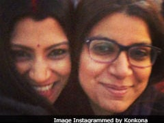 Konkona Sen Sharma Wraps Shooting For <i>Dolly Kitty Aur Woh Chamakte Sitare</i>