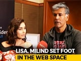 Video : In Conversation With Lisa Ray & Milind Soman