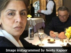 Neetu, Rishi Kapoor's Lunch Date After 38 Years Of Marriage