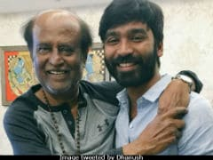 'Rajinified': Dhanush Reviews Rajinikanth's <I>Petta</i>, Rates It 'Epic'