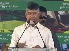 "Centre ""Trying To Silence Media"" Unconstitutionally: Chandrababu Naidu"