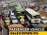 Video : Passenger Vehicle Sales Drop 3% In December: Dealers' Body