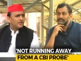 "Video: ""Who Will Investigate CBI?"" Akhilesh Yadav's Dig At Government Over Raids"