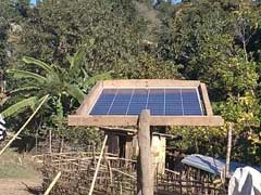 IIT Madras Solar Technology Startup Lights Up Remote Villages