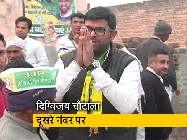 Video : जींद उपचुनाव में बीजेपी के कृष्णा मिड्ढा जीते, रामगढ़ में कांग्रेस जीती