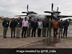 Air Force Plane Used Jet And Biofuel Mix On Republic Day Flypast