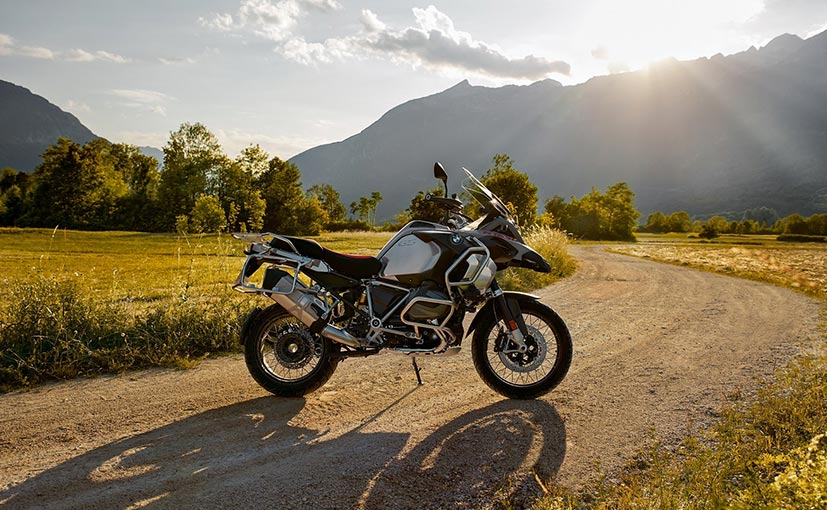 The BMW R 1250 GS was unveiled at the 2018 EICMA Motorcycle Show