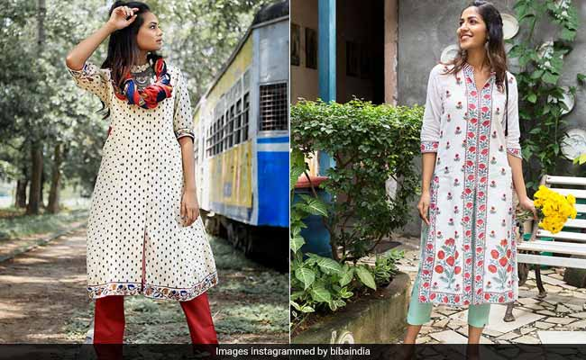 7 Quirky Printed <i>Kurtas</i> To Amp Up Your Style Game