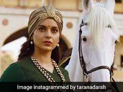 <I>Manikarnika: The Queen Of Jhansi</i> Box Office Collection - Kangana Ranaut's Film's 'Excellent' Run Despite Controversy