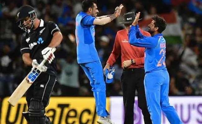 IND vs NZ 2nd ODI: कुलदीप यादव ने लिए चार विकेट, टीम इंडिया 90 रन से जीती