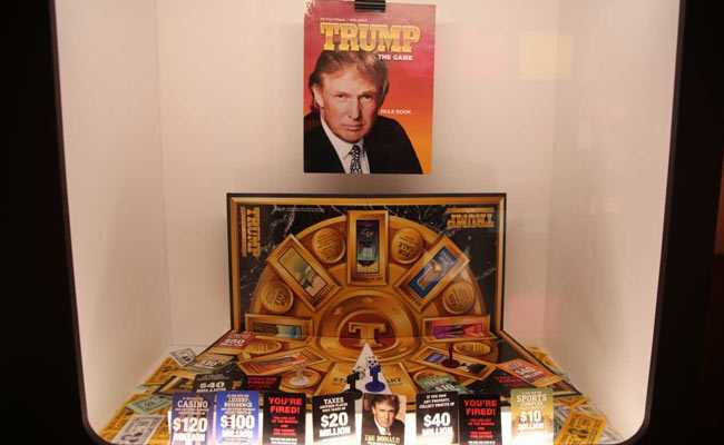 In Sweden's 'Museum Of Failure', A Donald Trump Board Game