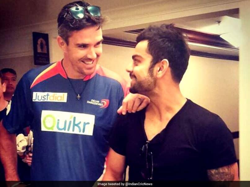 """Let You Off Cos I Love You"": Virat Kohli, Kevin Pietersen Involved In Hilarious Twitter Exchange"