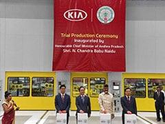 Kia Motors India Starts Trial Production Of New Compact SUV At Anantapur Plant