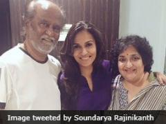 Rajinikanth's Daughter Soundarya May Marry Vishagan Vanangamudi In February: Reports