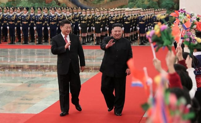 "Xi Jinping Hopes US, North Korea Will ""Meet Halfway"" In Nuclear Talks"