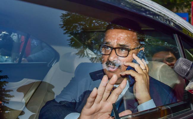 CBI Chief Alok Verma Shunted Out, Congress Says PM