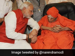 "Shivakumara Swami, ""Walking God"", Dies At 111. Politicians Unite In Grief"