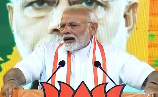 Live Updates: On Sabarimala, Kerala Government's Behaviour 'Most Shameful': PM Modi